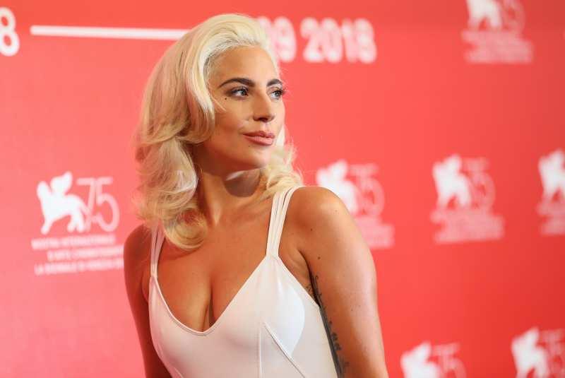 Lady Gaga by Shutterstock