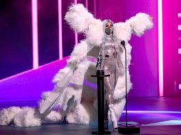 Lady Gaga at VMAs