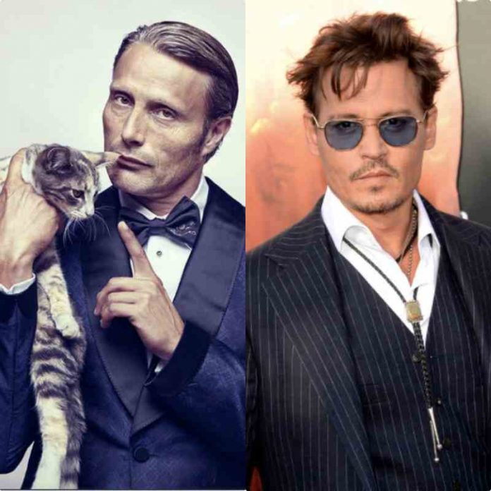 Johnny and Mads