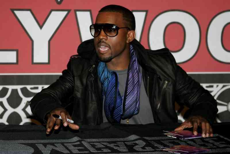 Kanye West | Shutterstock