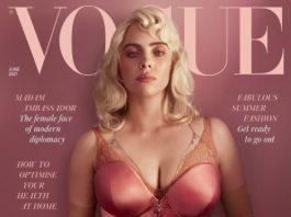 Billie Eilish for Vogue cover