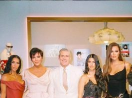 KUWTK reunion with Andy Cohen